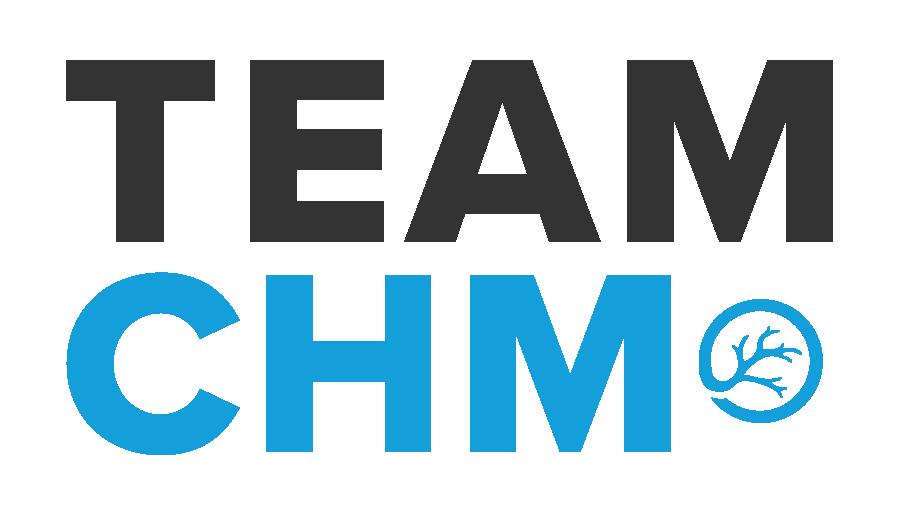 Team CHM logo block